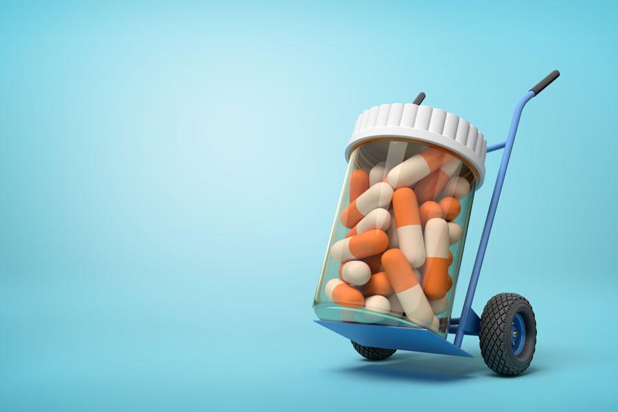 Trasportare medicinali